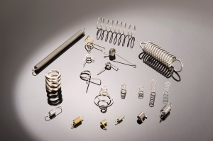 Assorted Springs and Stampings