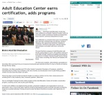 adult ed program