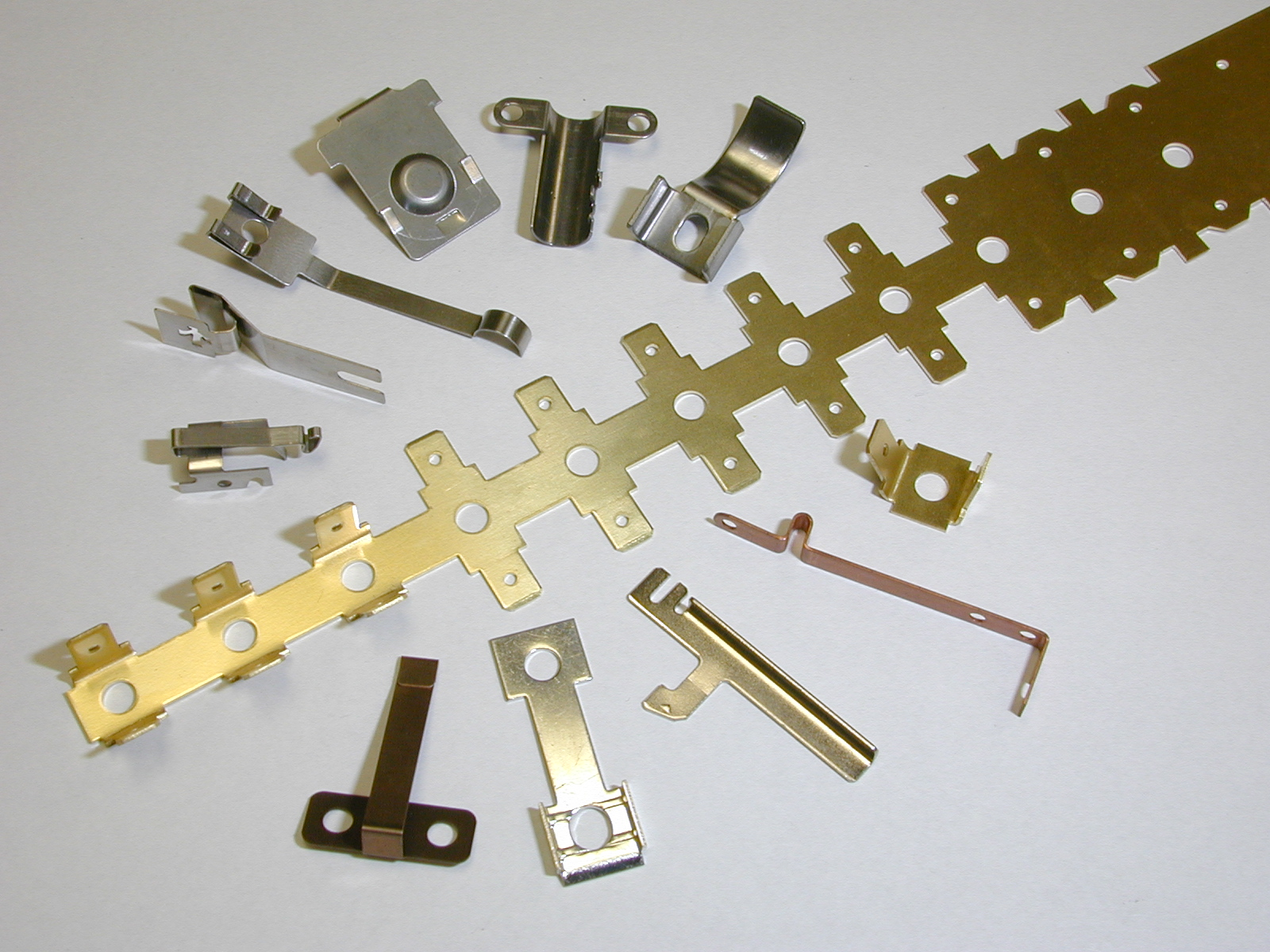 Fourslide & Multislide Stampings | Rowley Spring and Stamping Corp.