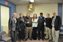 Rowley's 1st Workforce Development Graduation
