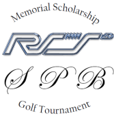 SPB Memorial Scholarship Golf Tournament Logo