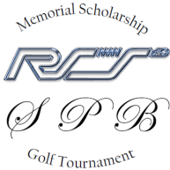 SPB Memorial Scholarship Golf Tournament Logo